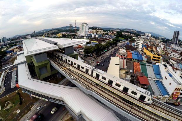 Potongan 50 peratus pengguna MRT, LRT, BRT dan Monorel sehingga 31 Ogos