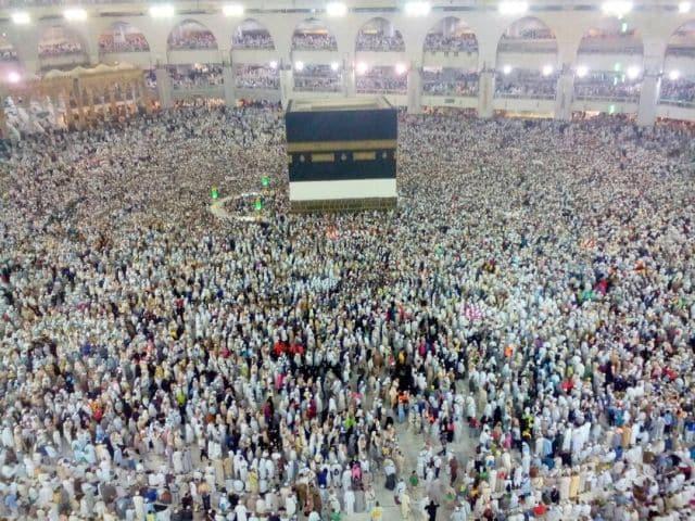 Jemaah Malaysia mula menuju ke Arafah