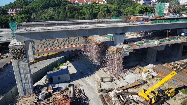 Bom lama punca letupan di projek MRT