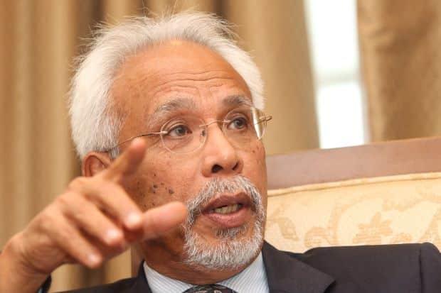 Shahrir sedia berdepan nama besar pembangkang di Johor