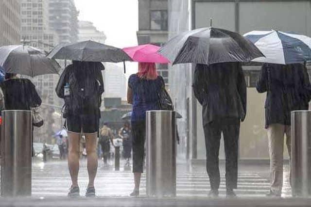 Hujan lebat berisiko banjir kilat permulaan Monson Timur Laut hingga Mac 2018