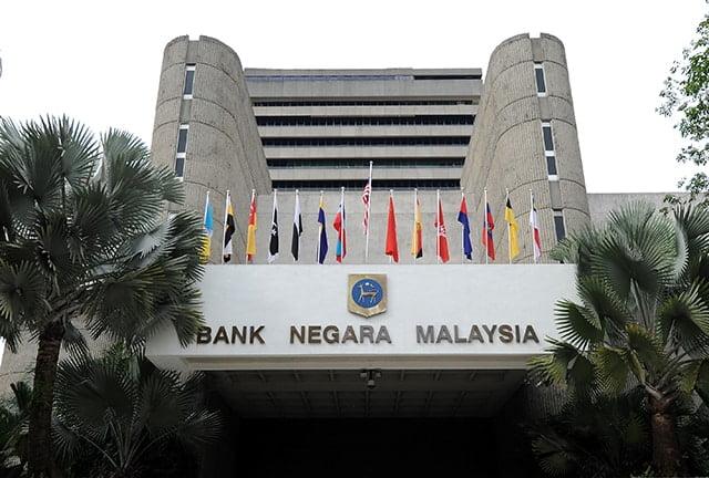 Rizab antarabangsa Malaysia sebanyak US$103.17 bilion pada akhir Nov 2019, kata BNM