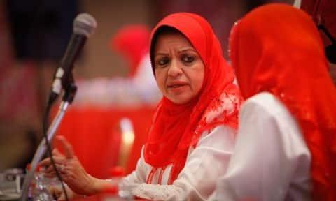 Shahrizat tolak tawaran bertanding di Bandar Tun Razak