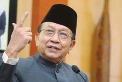 'Kalau sudah tidak boleh guna bahasa Melayu, datang ke Dewan Negara, kita betulkan'