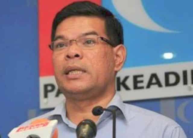 Konvensyen PKR Sarawak tetap berlangsung Sabtu ini, kata Saifuddin Nasution