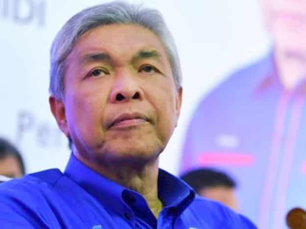 Zahid tuntut Muhyiddin lantik pemimpin Umno Sabah