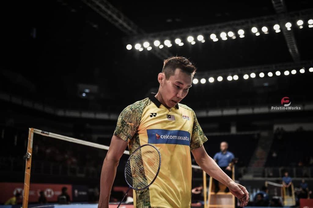 Chong Wei tarik diri daripada Kejohanan Terbuka Malaysia, kata BAM