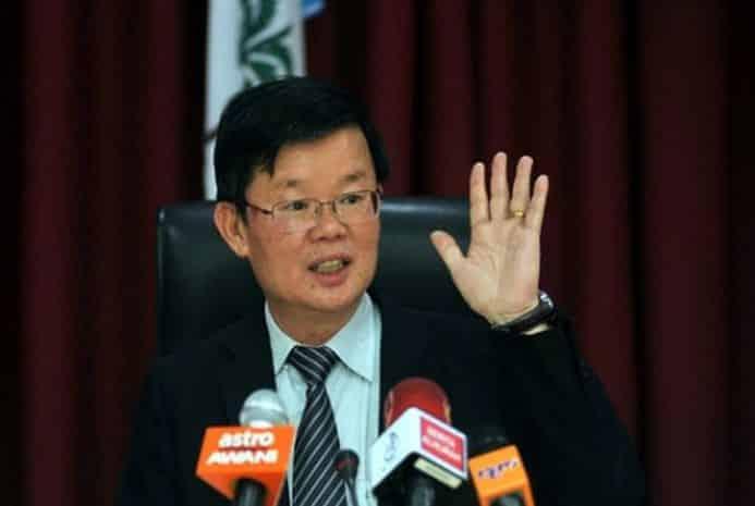 Chow minta kempen 'Beli Produk Muslim Dahulu' di Pulau Pinang dihentikan