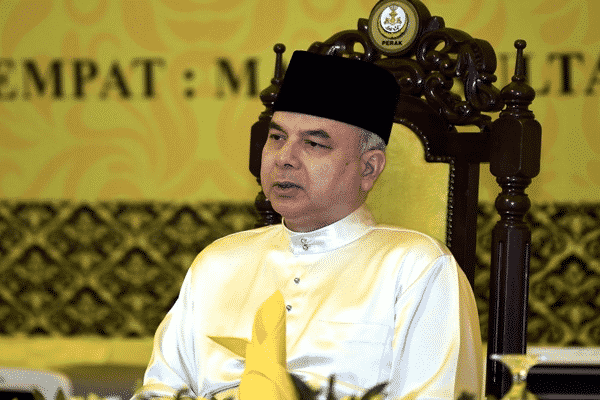 Sultan perkenan terima mengadap MB Perak