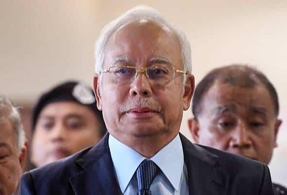 Najib belanja RM606.51 juta dalam tempoh tiga tahun