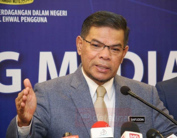 Saifuddin sahkan Azmin masih anggota PKR