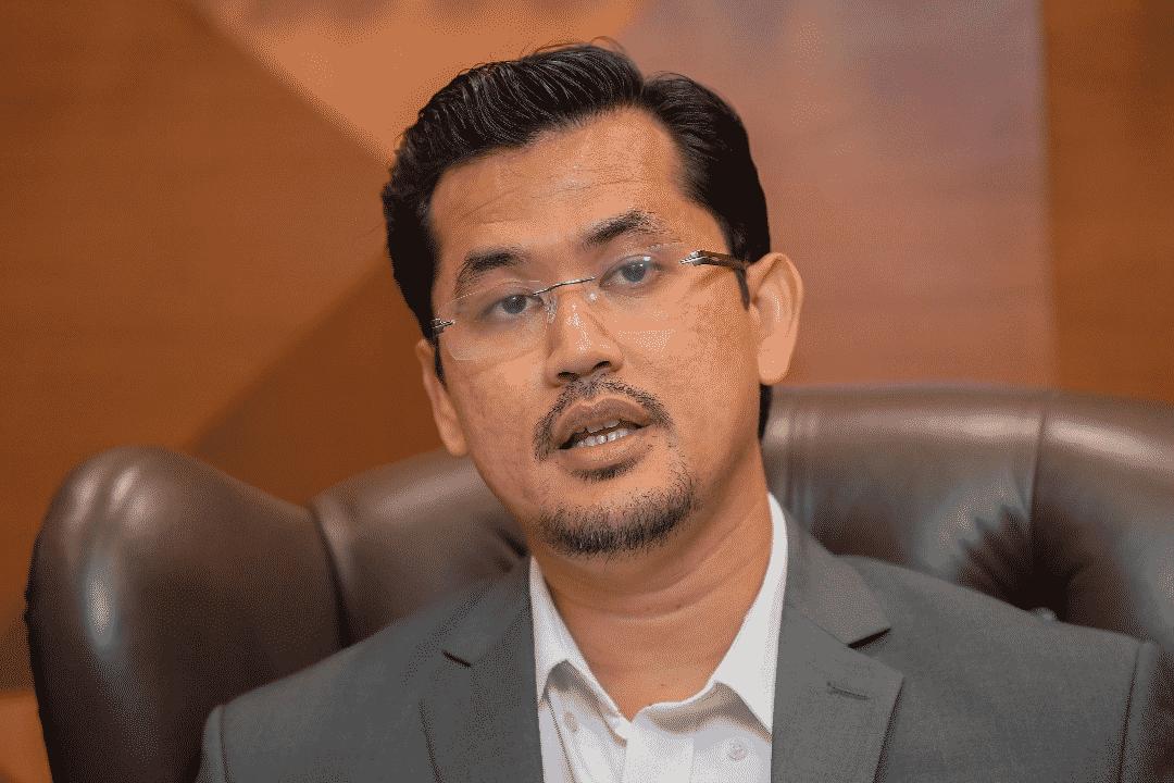 2 ciri utama Ketua Pemuda AMANAH Nasional wibawa, menyatukan