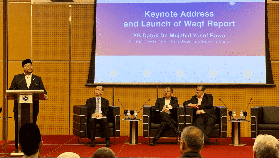 The World Bank – INCEIF – ISRA launches Waqf report