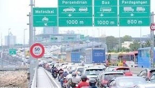 Atasi kesesakan Tambak Johor keutamaan Malaysia, Singapura, kata PM