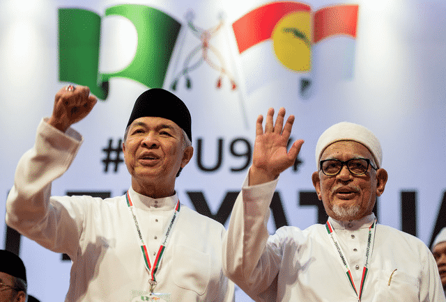 Politik putar angin dalam agenda Melayu Islam