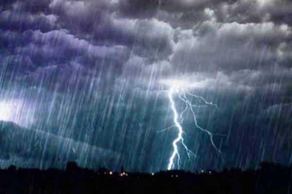 Amaran cuaca waspada di Pahang, Johor