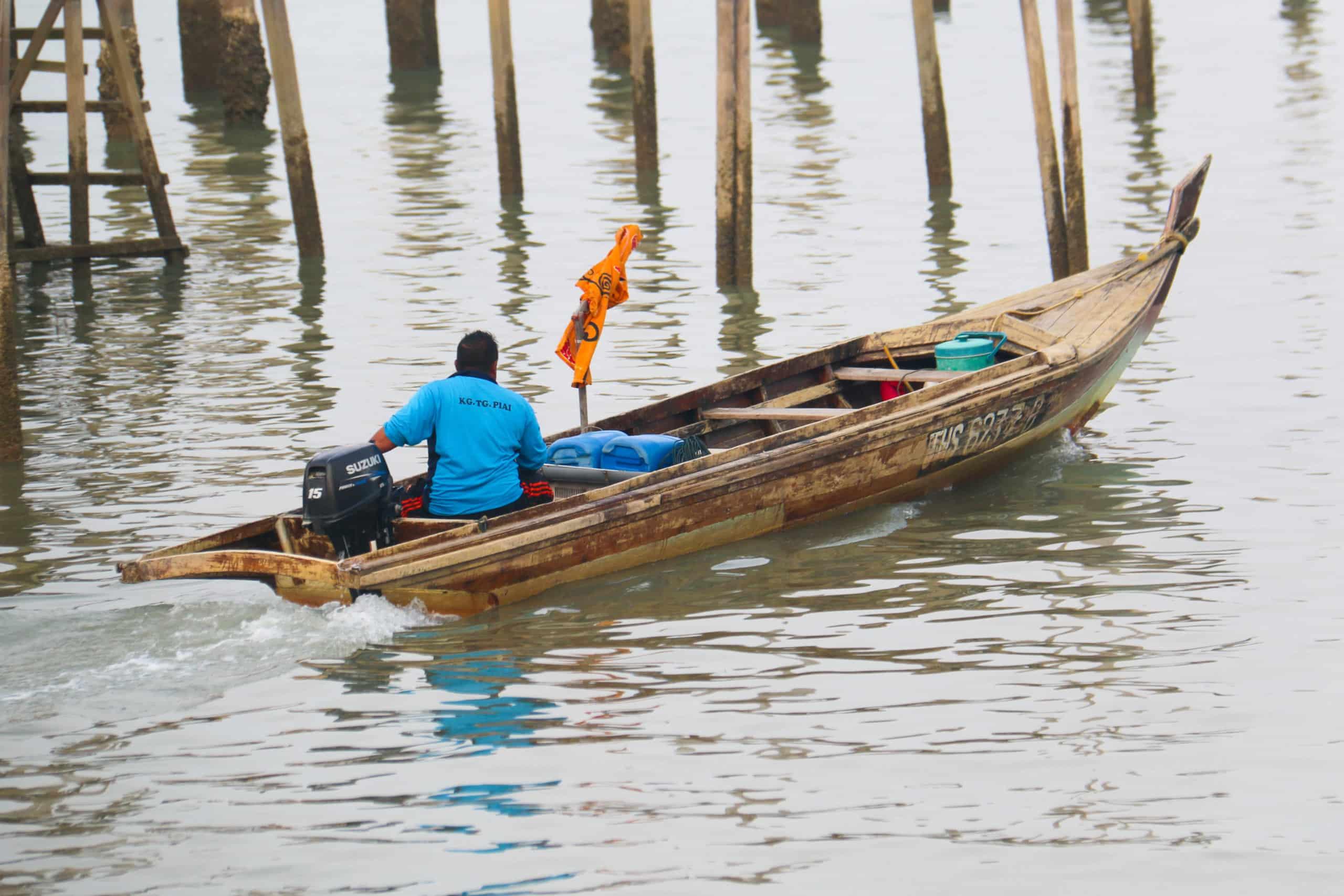 5,814 nelayan pantai yang terjejas kerana PKP dapat bantuan