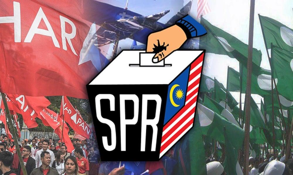 PRK Kimanis: 50.37 peratus sudah keluar mengundi