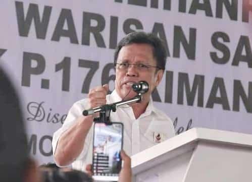 Usaha yang Warisan buat selama 2 tahun di Sabah