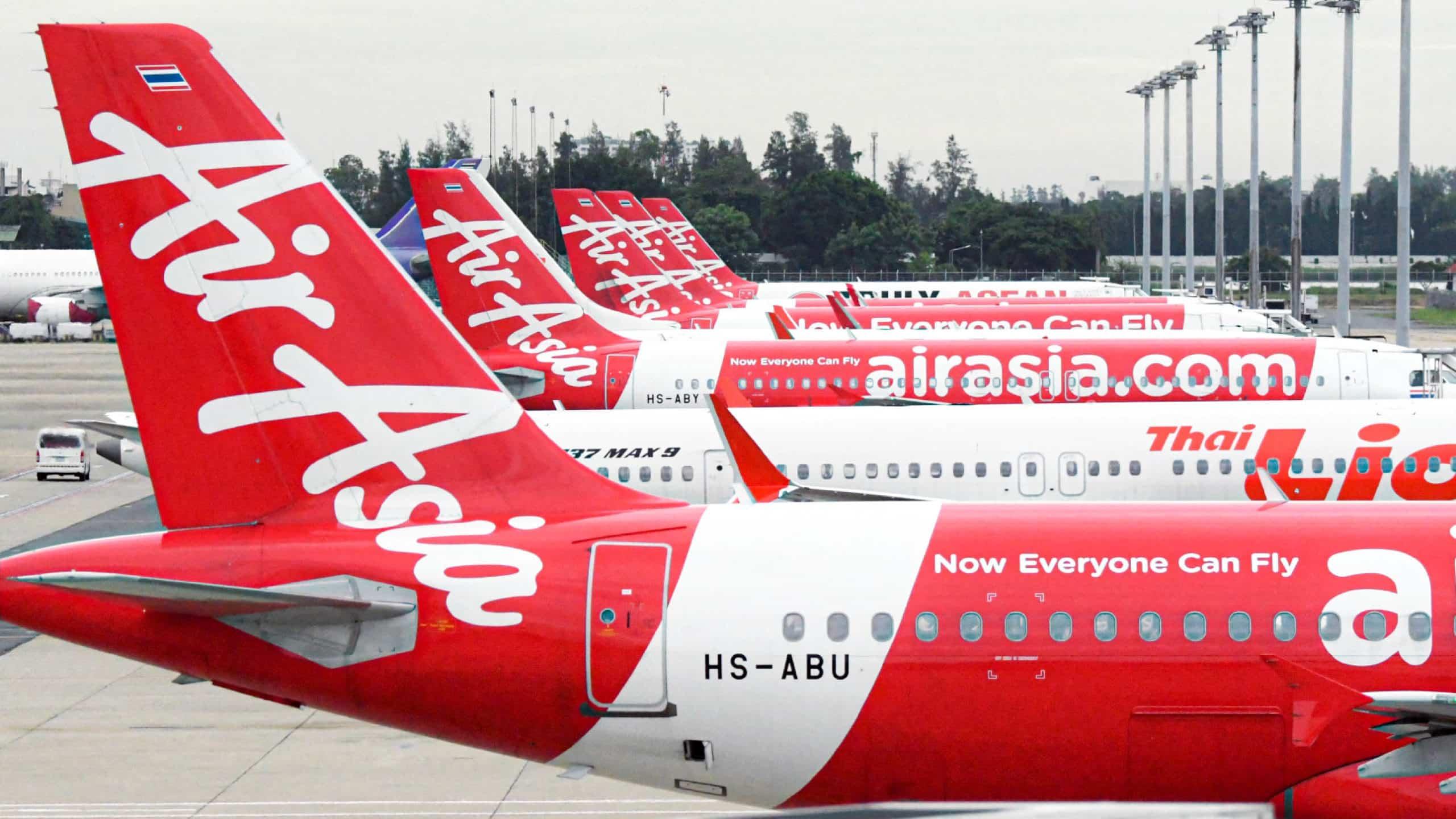 Kerajaan lulus pinjaman RM1 bilion kepada Air Asia, lapor media
