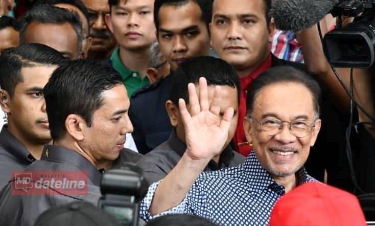 PH tukar calon PM untuk selesaikan kemelut politik, kata Anwar