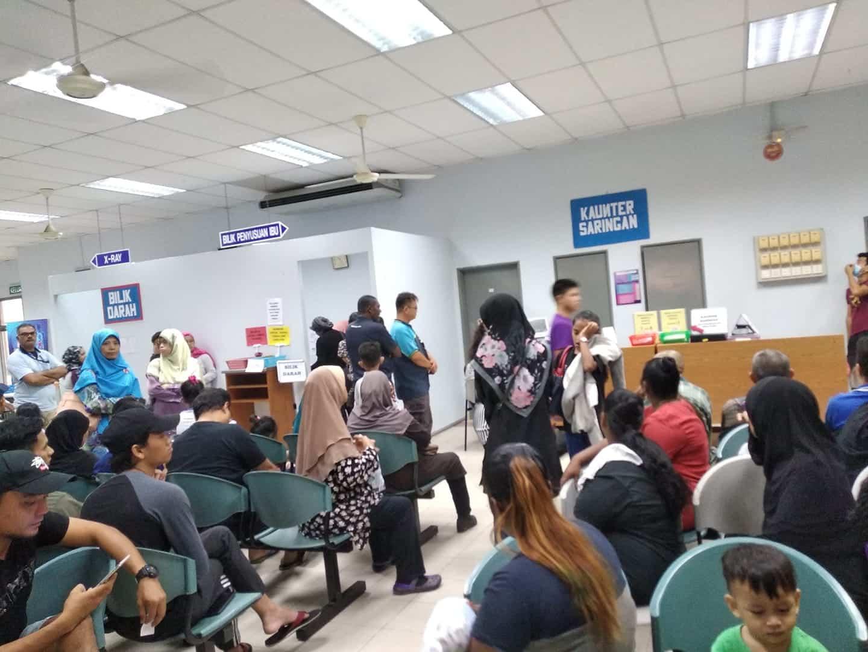 Rakyat mengeluh YB 'hilang' selepas pilihan raya