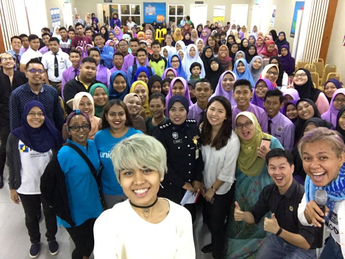 PRN Sabah: Anak muda pilihlah calon berintegriti mampu bawa suara rakyat