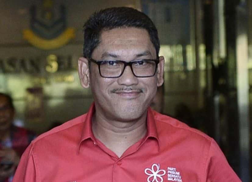 Faizal Azumu dilantik MB Perak semula