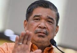 Adakah Malaysia juga menuju ke arah mengaku kewujudan Zionis Israel, soal Mat Sabu