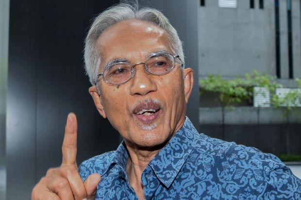 Zahid ulangi sejarah 1998 terhadap Anwar