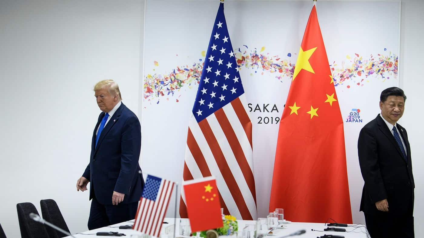 Covid 19 can divide but not destroy the US China relationship and Southeast Asia yet