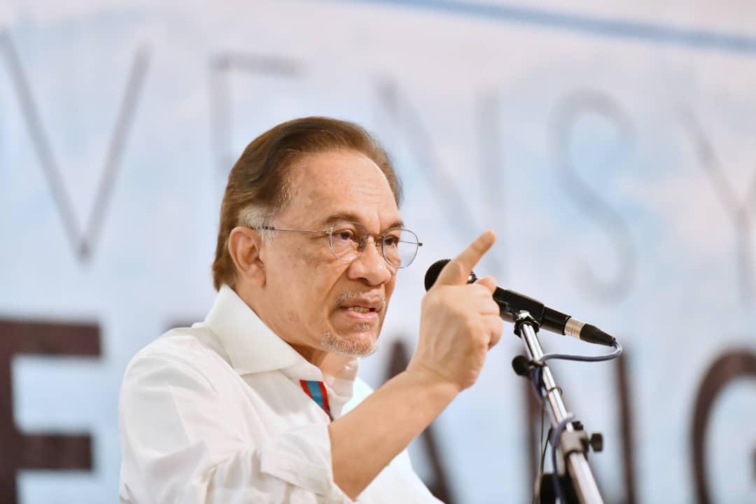 Anwar nasihat cabang PKR elak ikut perangai Umno