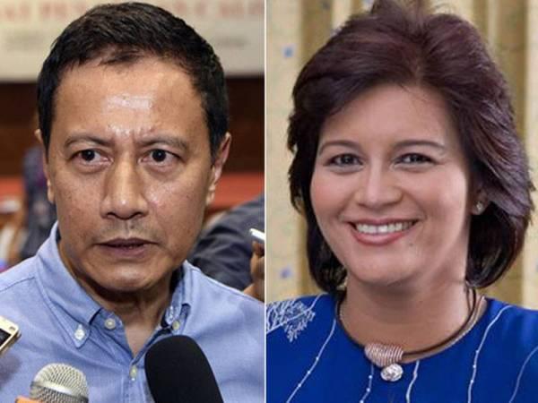 Adik Peguam Negara sah dicadang jadi Speaker Dewan Rakyat, Azalina jadi timbalan