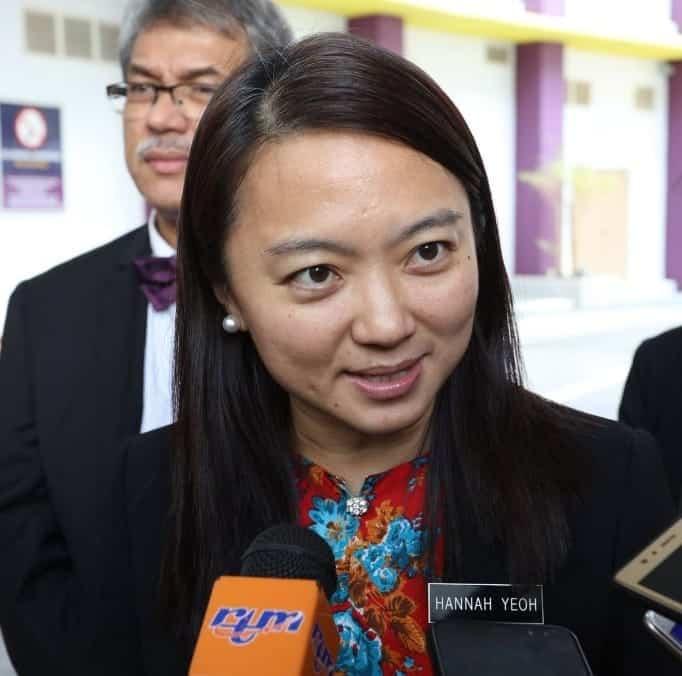 Hannah Yeoh saman bekas Ketua Polis Negara, dakwa difitnah