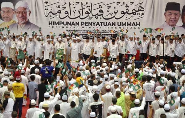 Pas-BN Terengganu tidak 'sebulu', Muafakat Nasional retak menanti belah