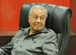 Mahathir mohon maaf langgar SOP sedia terima tindakan