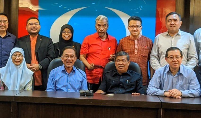 DAP, AMANAH tolak rancangan Anwar jika babitkan MP Umno bermasalah?