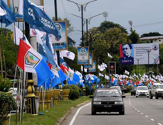 PRN Sabah: Umno hadapi tentangan dari dalam
