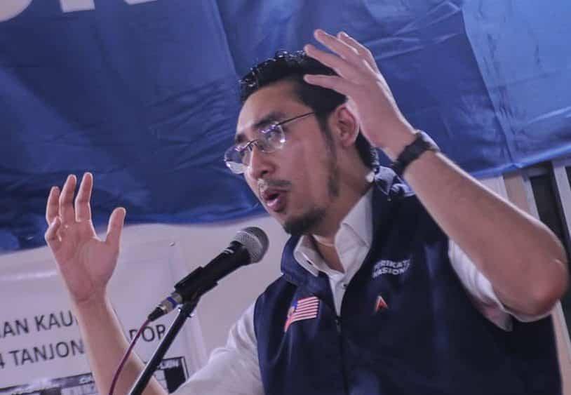 Jangan berlagak, penyokong BN Sabah mengamuk kecam Ketua Armada
