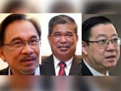 Retreat PH: Deklarasi Port Dickson sedia kerjasama pihak yang terima agenda PH