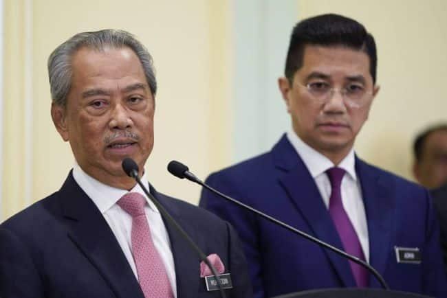 Penyokong Najib juga kata kerajaan Muhyiddin tumbang