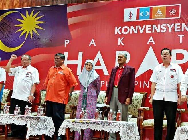 Penyokong Dr Mahathir cadang formula kerjasama dengan PH