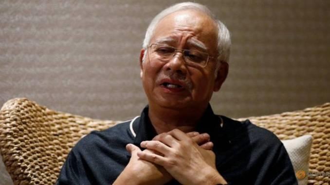 Najib mengaku cadang Umno sokong Anwar