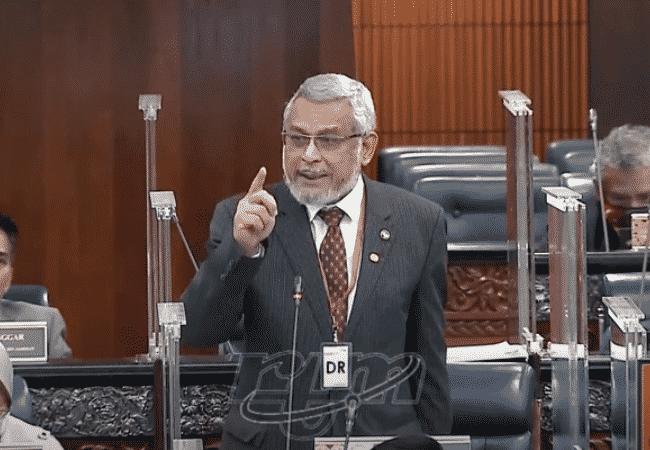 Bohong bawa MP pembangkang berbincang Belanjawan 2021, tegas Khalid
