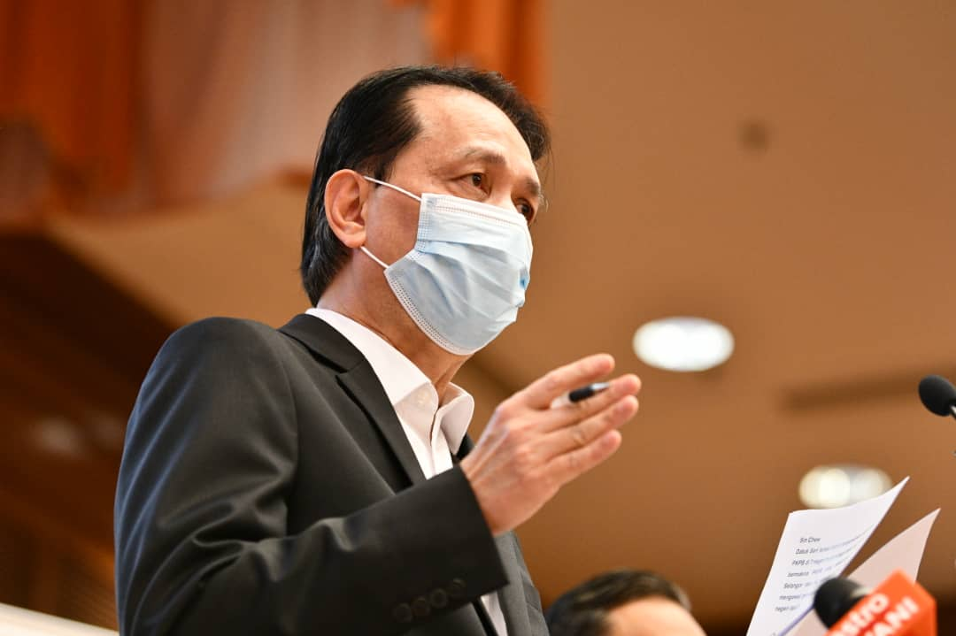 1,810 kes baharu 6 kematian, Selangor catat kes tertinggi