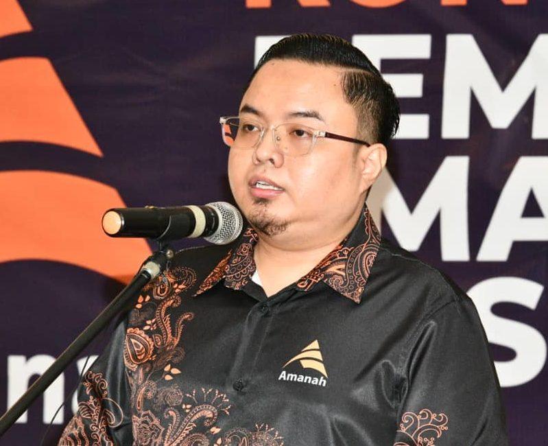 AMANAH 'gam' perkukuh PH, tidak khianati rakan politik