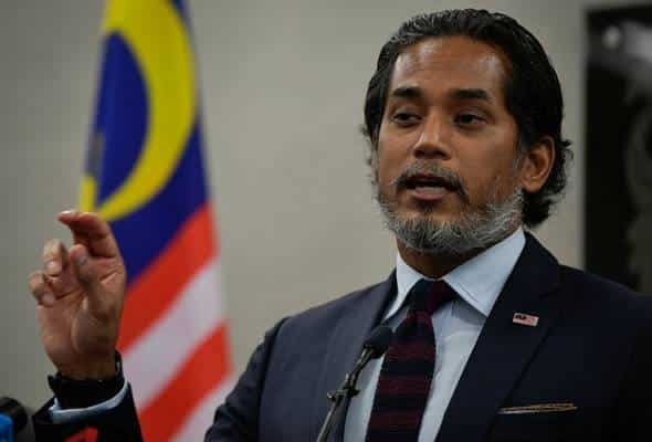 Vaksin COVID-19: Khairy kecewakan rakyat Malaysia