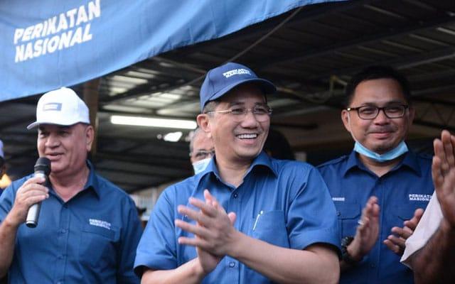 Selepas lebih sebulan diisytihar pengerusi negeri, Azmin umum struktur PN Selangor