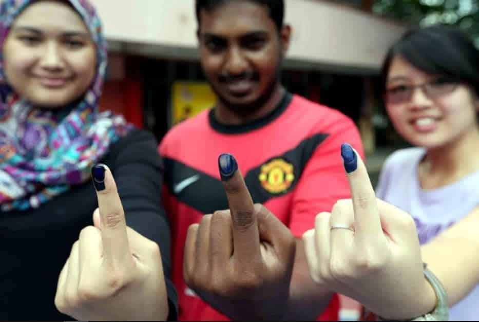 AMK Selangor persoal status terkini undi 18