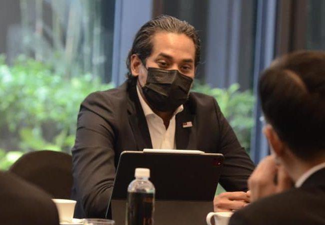Khairy digesa sedia SOP pilihan raya untuk empat fasa PPN, jangan ada dua darjat